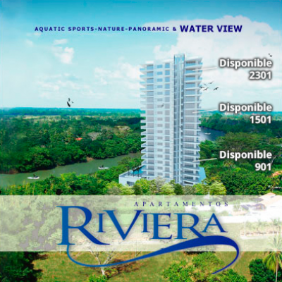 Apartamento Disponible Riviera